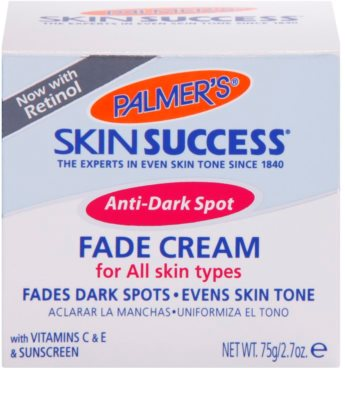 Palmer's Face & Lip Skin Success Anti-Faltencreme gegen den dunklen Flecken 3