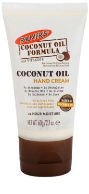 Palmer's Hand & Body Coconut Oil Formula hidratáló krém kézre