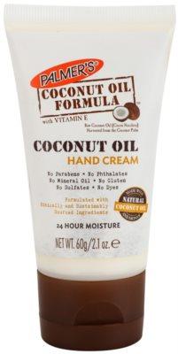 Palmer's Hand & Body Coconut Oil Formula хидратиращ крем  за ръце