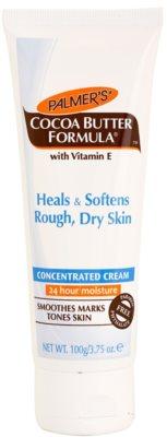 Palmer's Hand & Body Cocoa Butter Formula інтенсивний крем для тіла зі зволожуючим ефектом