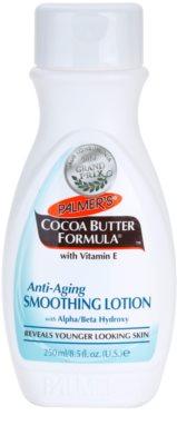 Palmer's Hand & Body Cocoa Butter Formula розгладжуючий бальзам для тіла проти старіння шкіри