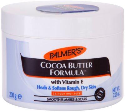 Palmer's Hand & Body Cocoa Butter Formula Manteiga corporal hidratante para pele seca