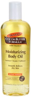 Palmer's Hand & Body Cocoa Butter Formula зволожуюча олійка для тіла для сухої шкіри