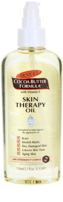 Palmer's Hand & Body Cocoa Butter Formula multifunkčný suchý olej na telo a tvár 1