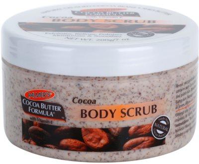 Palmer's Hand & Body Cocoa Butter Formula tělový peeling s hydratačním účinkem