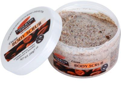 Palmer's Hand & Body Cocoa Butter Formula piling za telo z vlažilnim učinkom 1