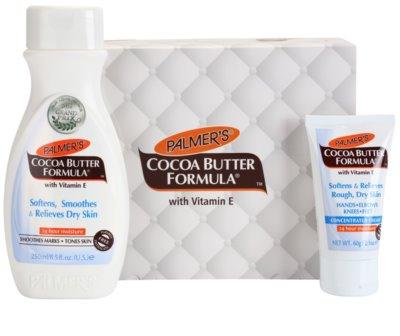 Palmer's Hand & Body Cocoa Butter Formula coffret II.