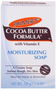 Palmer's Hand & Body Cocoa Butter Formula sapun crema cu efect de hidratare 2
