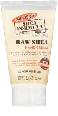 Palmer's Hand & Body Shea Formula Creme hidratante para mãos com vitamina E