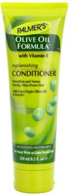 Palmer's Hair Olive Oil Formula розгладжуючий кондиціонер з кератином