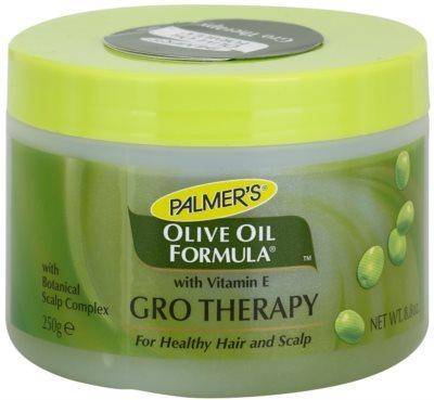 Palmer's Hair Olive Oil Formula gel regenerare pentru a ajuta la intarirea si cresterea parului