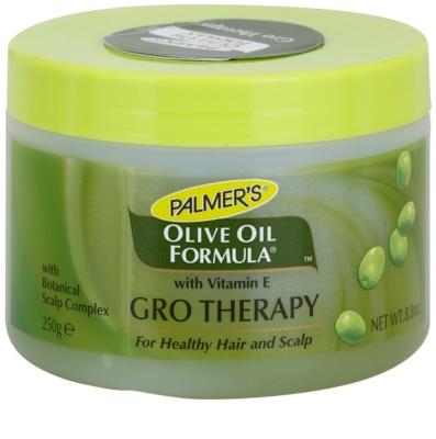 Palmer's Hair Olive Oil Formula regenerierendes Gel für Festigung und Wuchs der Haare