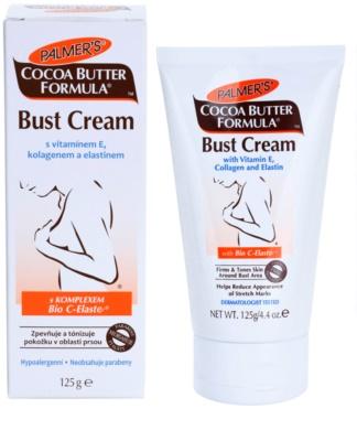 Palmer's Pregnancy Cocoa Butter Formula spevňujúci krém na poprsie pre ženy po pôrode 1
