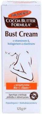 Palmer's Pregnancy Cocoa Butter Formula spevňujúci krém na poprsie pre ženy po pôrode 2