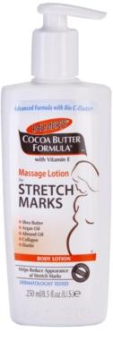 Palmer's Pregnancy Cocoa Butter Formula leite de massagem para eliminar as estrias