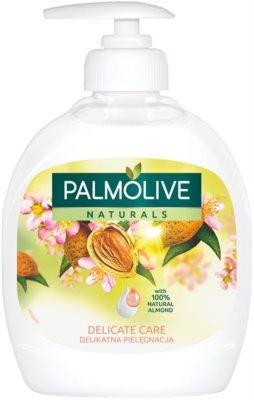 Palmolive Naturals Delicate Care tekoče milo za roke z dozirno črpalko