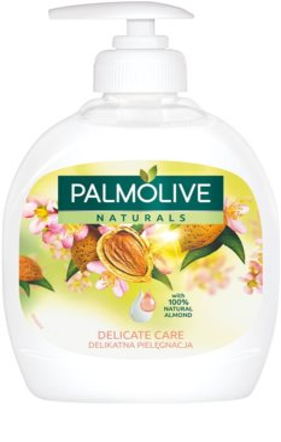 Palmolive Naturals Delicate Care tekuté mýdlo na ruce s pumpičkou