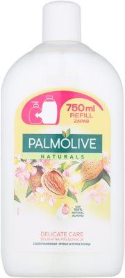 Palmolive Naturals Delicate Care flüssige Seife für die Hände Ersatzfüllung