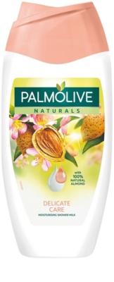 Palmolive Naturals Delicate Care leite de duche