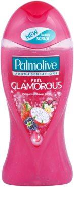 Palmolive Aroma Sensations Feel Glamorous sprchový peeling