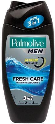 Palmolive Men Fresh Care Duschgel für Herren 3in1