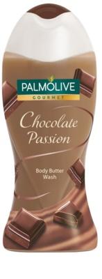 Palmolive Gourmet Chocolate Passion manteiga de duche