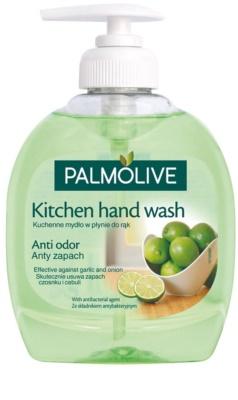 Palmolive Kitchen Hand Wash Anti Odor mydlo na ruky pre odstránenie nepríjemného zápachu po varení