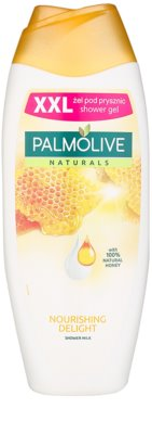 Palmolive Naturals Nourishing Delight tusfürdő gél mézzel