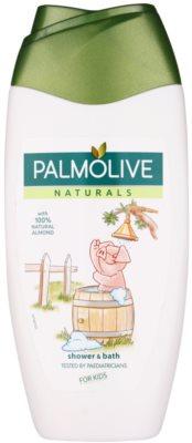 Palmolive Naturals Kids sprchový a koupelový gel pro děti