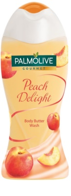 Palmolive Gourmet Peach Delight fürdővaj