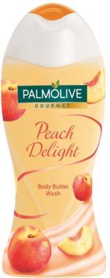Palmolive Gourmet Peach Delight manteca de ducha