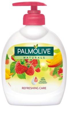 Palmolive Naturals Refreshing Care jabón líquido para manos con dosificador
