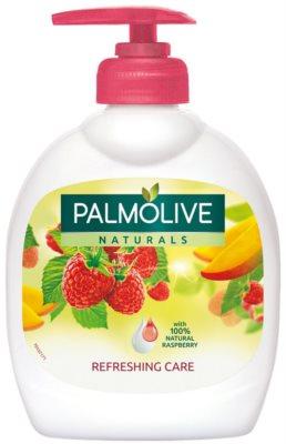 Palmolive Naturals Refreshing Care рідке мило для рук з дозатором