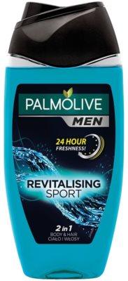 Palmolive Men Revitalising Sport żel pod prysznic dla mężczyzn 2w1