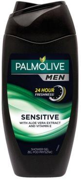 Palmolive Men Sensitive tusfürdő gél uraknak