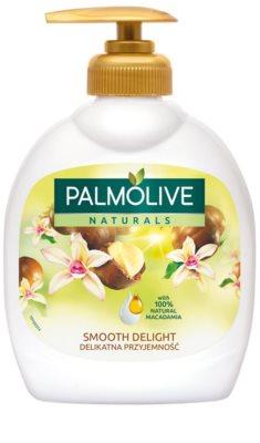 Palmolive Naturals Smooth Delight sabão liquido para mãos com doseador