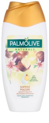 Palmolive Naturals Smooth Delight Молочко для душу