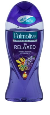 Palmolive Aroma Sensations So Relaxed antistressz tusfürdő gél