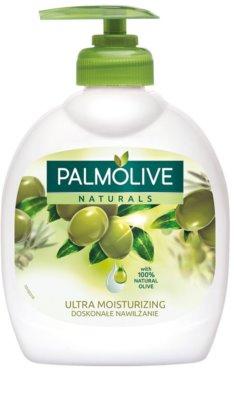 Palmolive Naturals Ultra Moisturising mydło do rąk w płynie z dozownikiem