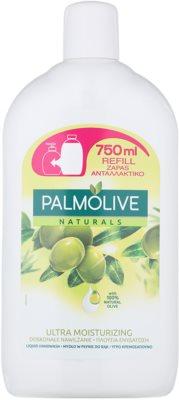 Palmolive Naturals Ultra Moisturising tekuté mydlo na ruky náhradná náplň
