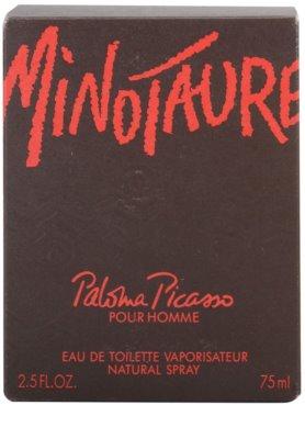 Paloma Picasso Minotaure Eau de Toilette pentru barbati 4