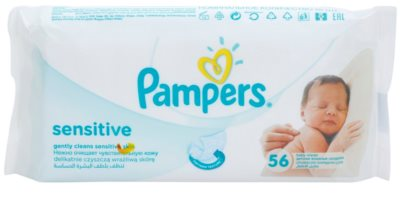 Pampers Sensitive Reinigungstücher