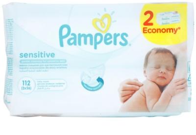 Pampers Sensitive toallitas limpiadoras
