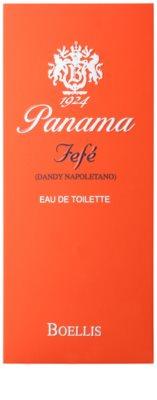 Panama Fefe Eau de Toilette pentru barbati 5