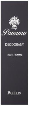 Panama Panama deodorant Spray para homens 2