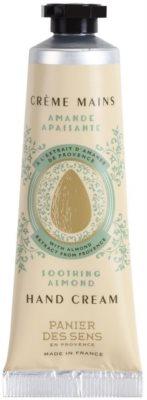 Panier des Sens Almond beruhigende Creme für die Hände