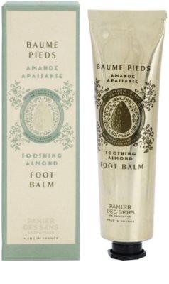Panier des Sens Almond Balsam für Füssen 1