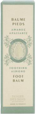 Panier des Sens Almond Balsam für Füssen 2