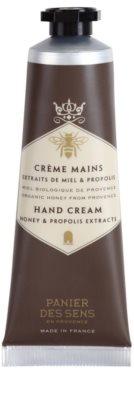 Panier des Sens Honey tápláló krém kézre