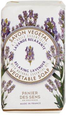 Panier des Sens Lavender растителен сапун с успокояващ ефект